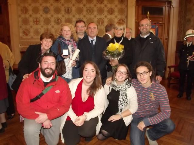 Benemerenza Città di Legnano 2013